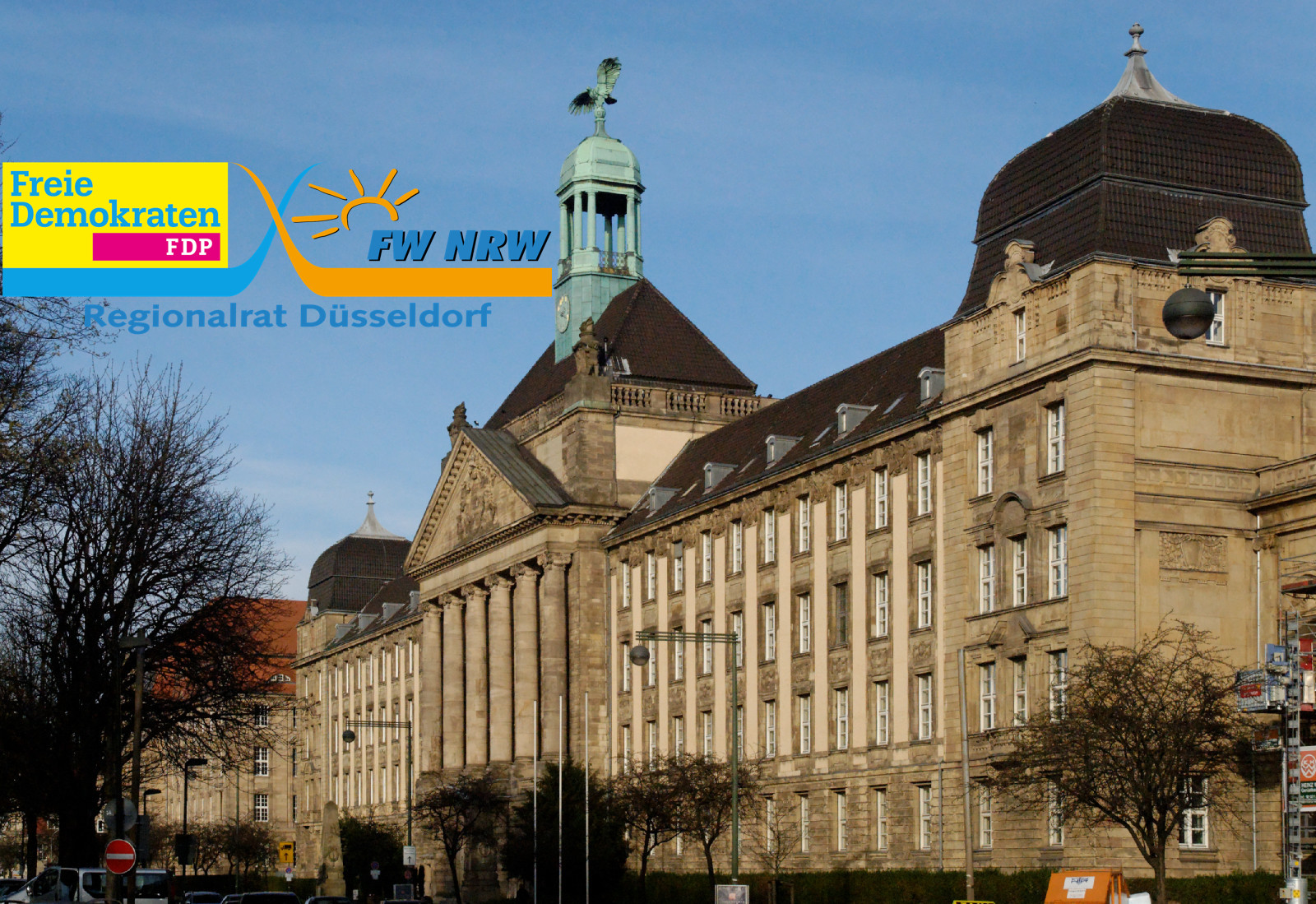FDP/FW-Fraktion im Regionalrat Düsseldorf